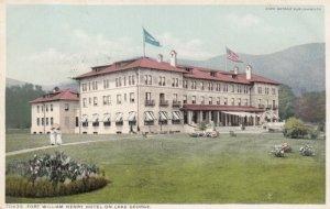 LAKE GEORGE , New York , 1914 ; Fort William Henry Hotel