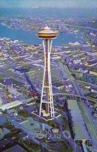 Seattle's Space Needle Seattle Washington