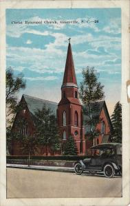 Christ Episcopal Church, GREENVILLE, South Carolina, 10-20s