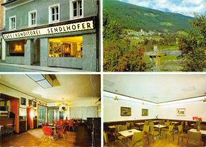 GG10206 pastry shop  konditorei radstadt salzburg austria cafe