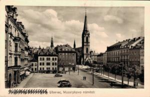 Czech Republic Liberec Masarykovo Náméstí 02.52