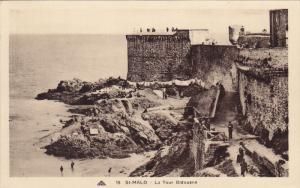La Tour Bidouane, ST. MALO (Ille Et Vilaine), France, 1910-1920s