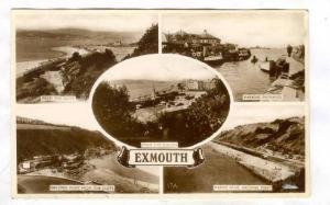 RP: Exmouth, Devon , England , PU-1938