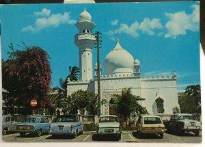 Tanzania Sheikh Jundani Mosque Mombasa - posted 1988