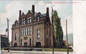 Cambria Public Library Johnstown Pennsylvania