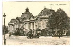 Le Petit Palais, Paris, France, 1900-1910s