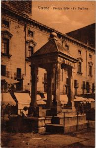 CPA VERONA Piazza Erbe -La Berlina. ITALY (448682)