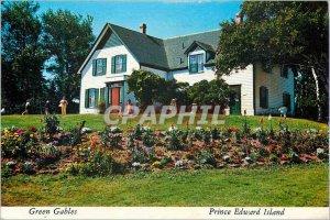 Postcard Modern Green Gables Prince Edward Island