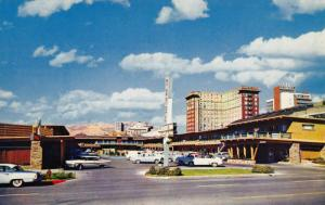 Exterior, Deseret Inn, Salt Lake City,Utah,40-60s