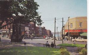 King Street , SAINT JOHN , New Brunswick , Canada , 50-60s