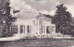 Mississippi Natchez Monteigne Albertype