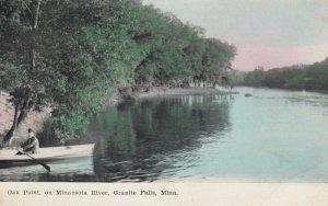 GRANITE FALLS, Minnesota, 1900-10s; Oak Point, on Minnesota River