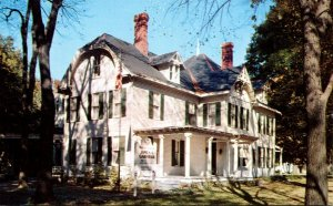 Ohio Mentor Lawnfield Home Of James A Garfield 20th President Of The United S...
