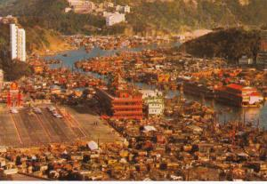 Aberdeen , Hong Kong [China] , 50-70s