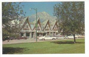 Astoria Motor Inn, Jasper , Alberta , Canada , 40-60s