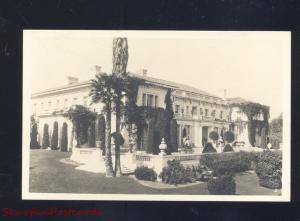 SAN MARINO CALIFORNIA HENRY E. HUNTINGON LIBRARY VINTAGE POSTCARD