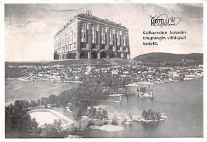 Kallaveden Finland, Suomi Hotelli Kallaveden Hotelli
