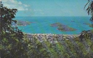 St Thomas Aerial View Of Charlotte Amalie