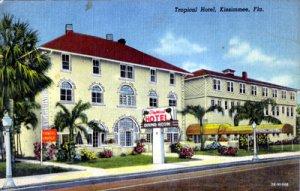 Kissimmee FL - Tropical Hotel, closed 1940s