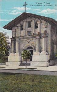 Mission Dolores, San Francisco, California, 1900-1910s