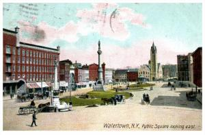 19231  NY Watertown Public Square