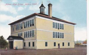 AUBURN, Washington, 1900-1910's; Auburn High School