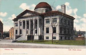 Public Library Oshkosh Wisconsin