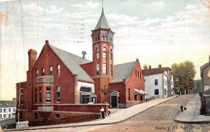 Post Office in Newburgh, New York