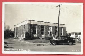 Post Office, Pelham, Georgia - 1955