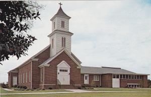 SANFORD , North Carolina, 50-60s ; Shallow Well Congregational Christian Church
