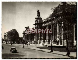 Modern Postcard Paris And Its Wonders The Grand Palais