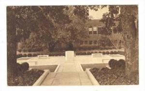 Birney Memorial At High School, Marietta, Georgia, 1956