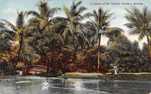 Bombay India Corner of the Victoria Gardens Bombay Corner of the Victoria Gar...