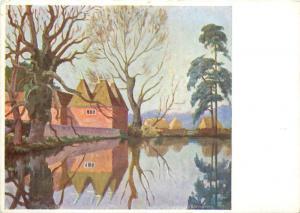 Richard Wyndham - Oast Houses