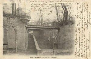 CPA Vieux St-Ouen (Dep.93) Rue des Guichets (44783)