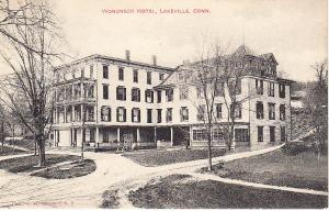 Wononsco Hotel, Lakeville Conn.