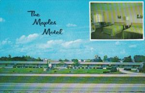 Indaiana Richmond The Maples Motel