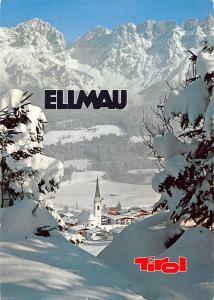 Austria Wintersportcenter Ellmau am Wilden Kaiser Tirol