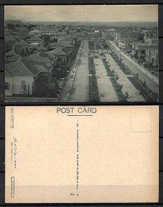 JUDAICA PALESTINE POSTCARD 1921 A MODERN COLONY IN JAFFA (TEL AVIV)