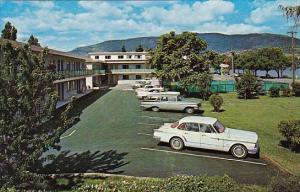 The Downtown Motel Lake Okanagan Penticton British Columbia Canada