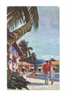 Sheraton-Kingston Hotel , Jamaica , 40-60s
