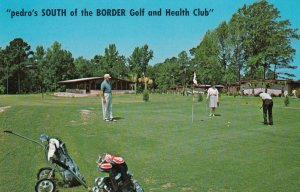 GOLF ; South of the Border , South Carolina , 50-60s