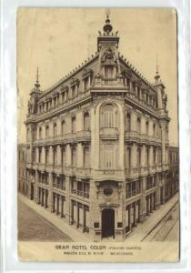 uruguay, MONTEVIDEO, Gran Hotel Colon (1914)
