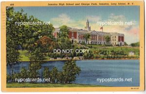 High School, Jamaica NY