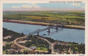 Mississippi Natchez Viadalia Bridge