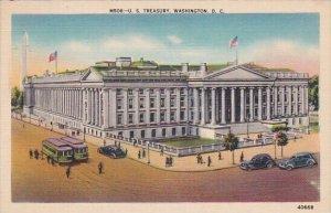 U S Treasury Washington DC