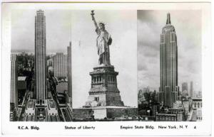 Garfield New Jersey to Ayer, Massachusetts 1954 used Photo PC, New York City
