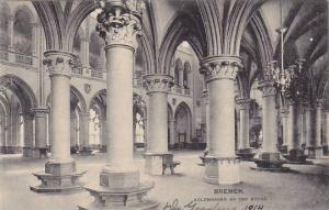Kolonnaden An Der Borse, Bremen, Germany, PU-1914