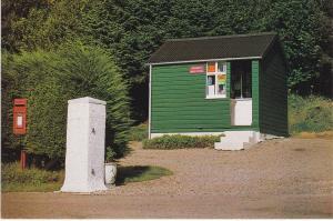 Post Card Scotland Highland Drimnin Post Office