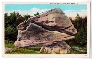 Balance Rock, Pittsfield MA